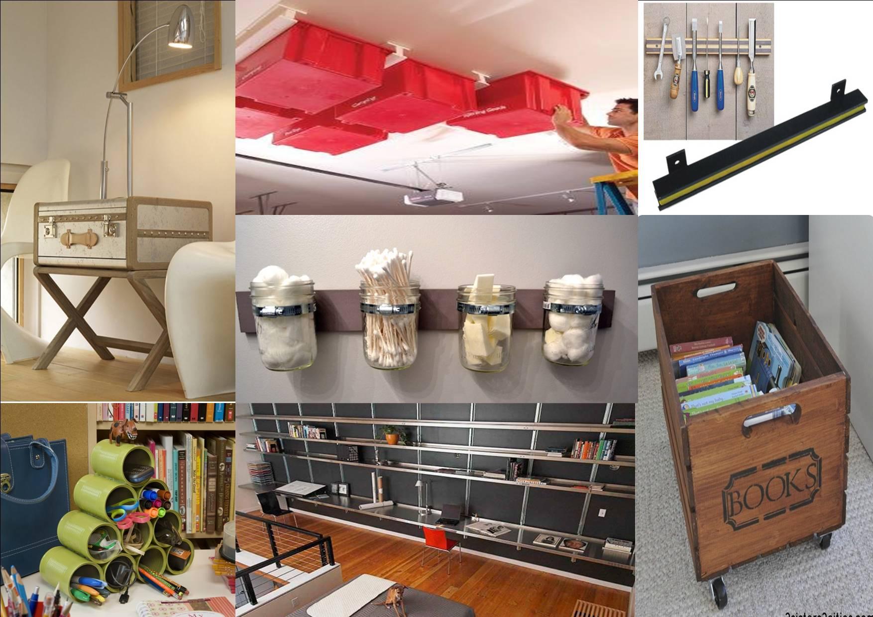 Budget Friendly Storage Ideas Main Image
