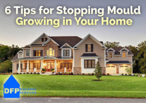 6 Tips for stopping mould growing in your home
