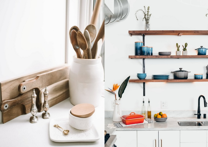 How to maximise the space in a small kitchen 2