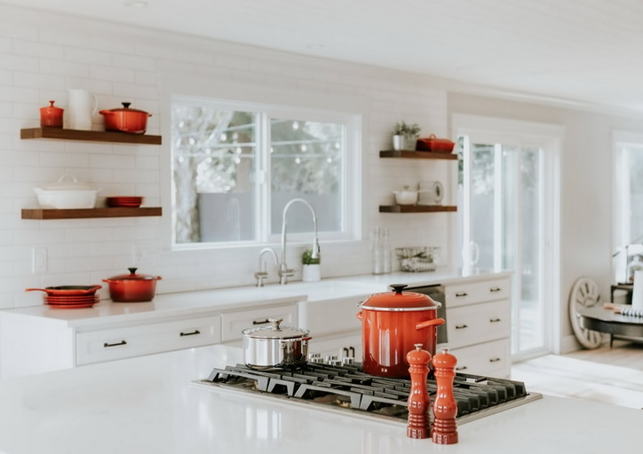 How to maximise the space in a small kitchen 3